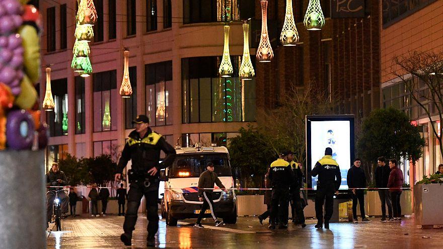 Aux Pays-Bas, un suspect arrêté dans l'attaque au couteau