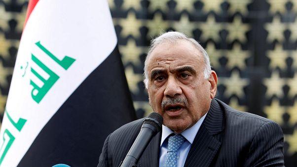 نخستوزیر عراق استعفای خود را تقدیم مجلس کرد