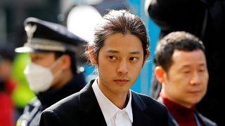 K-pop yıldızı Jung Joon-Young