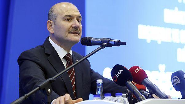 İçişleri Bakanı Süleyman Soylu Mansur Yavaş ile ilgili ortaya atılan iddialar konusunda konuştu