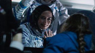 Proxima, un film en apesanteur, les pieds sur Terre...