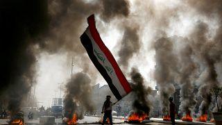 تجدد الاحتجاجات في بغداد والمناطق الجنوبية اليوم السبت 30 نوفمبر/تشرين الثاني