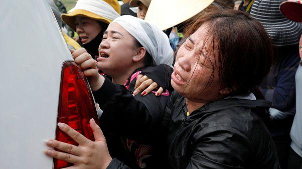 Vietname em luto