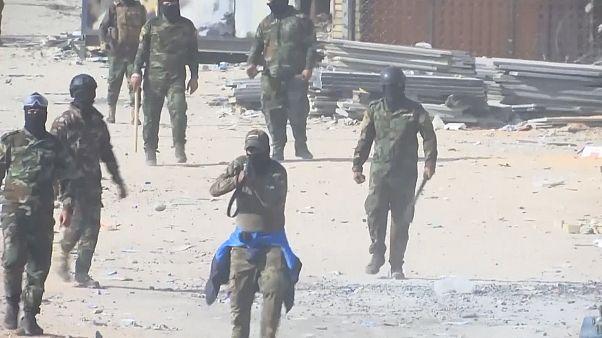 Iraq: scontri a Baghdad, i militari sparano sulla folla