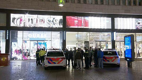 الشرطة الهولندية توقف شخصا يشتبه بضلوعه في هجوم لاهاي