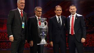 Euro 2020 draw: Who will complete the 'group of death'?
