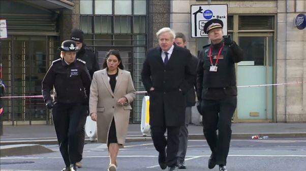 Johnson está dispuesto a endurecer la legislación para evitar nuevos ataques