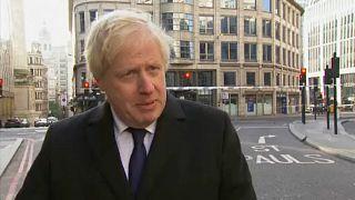 """Johnson: """"hibás eljárás az elítélt bűnözők idő előtti szabadlábra helyezése"""""""