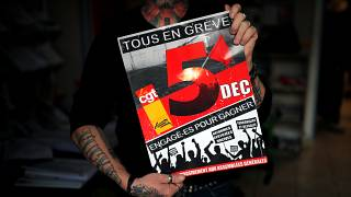 Warum der Riesen-Streik am 5. Dezember in Frankreich?