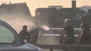 İngiltere, Londra'daki bıçaklı saldırganı durduran 3 'kahramanı' konuşuyor