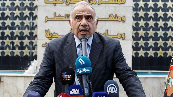 پارلمان عراق با استعفای دولت عادل عبدالمهدی موافقت کرد