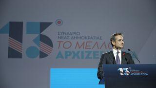 Yunanistan Başbakanı Miçotakis NATO zirvesinde Türkiye'ye kınama talep edecek