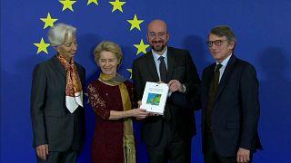 Il debutto della nuova dirigenza europea ricordando il Trattato di Lisbona