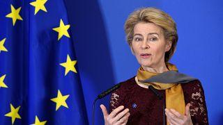 Ursula von der Leyen beginnt 5-jährige Amtszeit als EU-Kommissionschefin