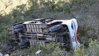 Τυνησία: Λεωφορείο έπεσε σε χαράδρα - 24 νεκροί