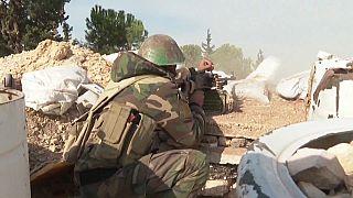 İdlib'te son ayların en yoğun çatışmalarında her iki taraftan 69 kişi hayatını kaybetti