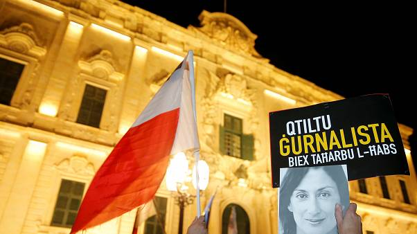 Nach Druck der Proteste: Maltas Regierungschef kündigt Rücktritt an