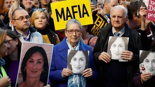 مالطا: مظاهرات تطالب باستقالة رئيس الوزراء على خلفية جريمة اغتيال صحفية استقصائية