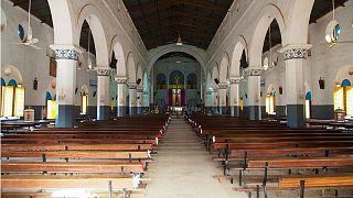 كاتدرائية واغادوغو cc Sputniktilt