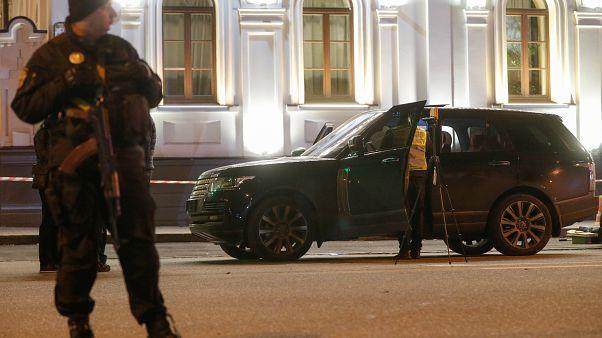 Ukrainian politician's son killed in attack in Kyiv