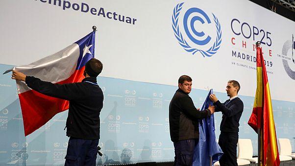 مؤتمر الأمم المتحدة لتغير المناخ- أرشيف رويترز