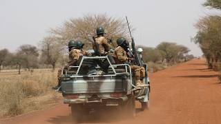14 Tote bei Angriff auf Kirche in Burkina Faso
