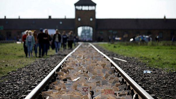 أمازون يزيل منتجات تحمل صوراً لمعكسر أوشفيتز النازي بعد اعتراض بولندي