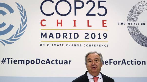 COP 25 İklim Zirvesi Madrid'de başladı; küresel ısınma konusunda Dünya ne durumda?
