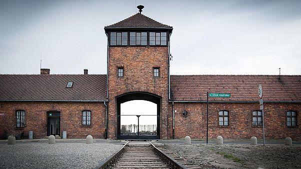 Auschwitz-Birkenau toplama kampı
