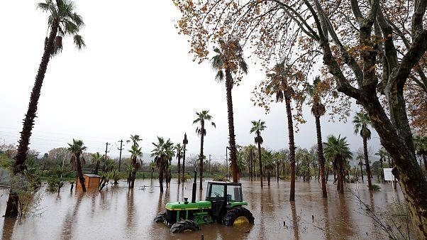França: Mau tempo faz cinco mortos