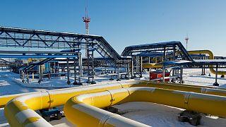 «پروژه قرن»؛ خط انتقال گاز روسیه به چین افتتاح شد