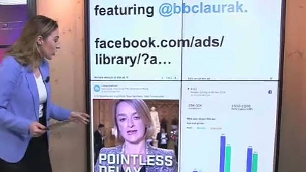 Facebook takes down Conservative ad that featured BBC content | #TheCube