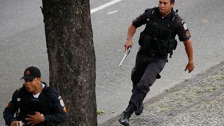 Tote bei Massenpanik in Sao Paolo
