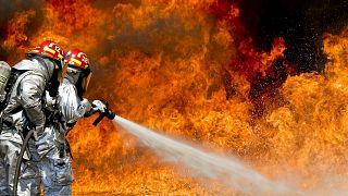 مقتل 13 مزارعا باكستانيا أغلبهم من الأطفال في حريق بالأردن