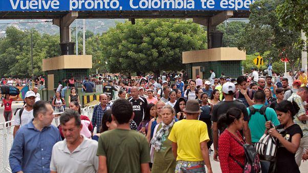 El odio al inmigrante venezolano se dispara en Colombia por los disturbios