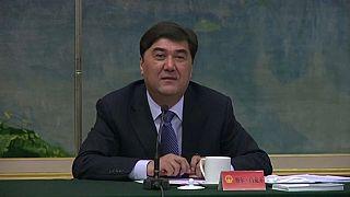 Çin'in eski Milli Enerji İdaresi Başkanı Doğu Türkistan asıllı Nur Bekri