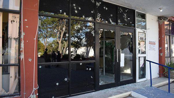Las imágenes del interminable tiroteo de Coahuila en México