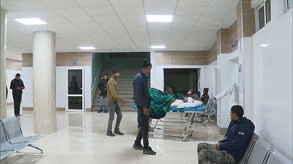 مصرع 17 شخصا بحادث انقلاب حافلة في المغرب