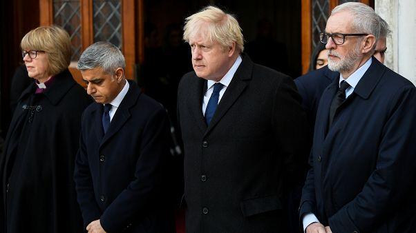 Λονδίνο: Φόρος τιμής στα θύματα της τρομοκρατικής επίθεσης