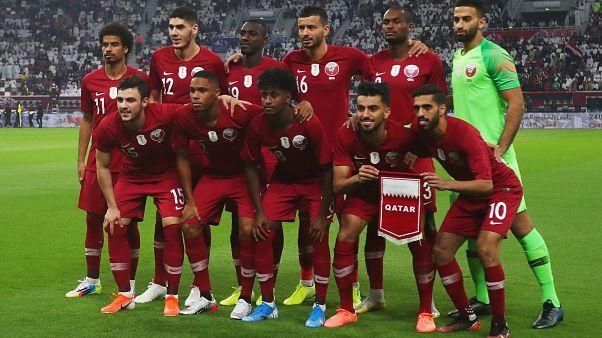 القطري أكرم عفيف أفضل لأفضل لاعب آسيوي في 2019