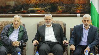 رئيس المكتب السياسي لحركة حماس إسماعيل هنية يبدأ جولة خارجية يستهلها بمصر