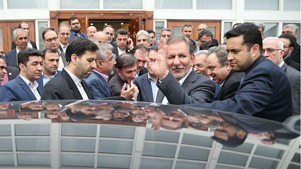 جهانگیری: صادرات ایران به افغانستان از کل اتحادیه اروپا بیشتر است