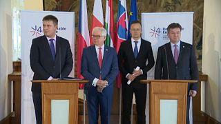 A V4-ek az EU bővítését szorgalmazzák