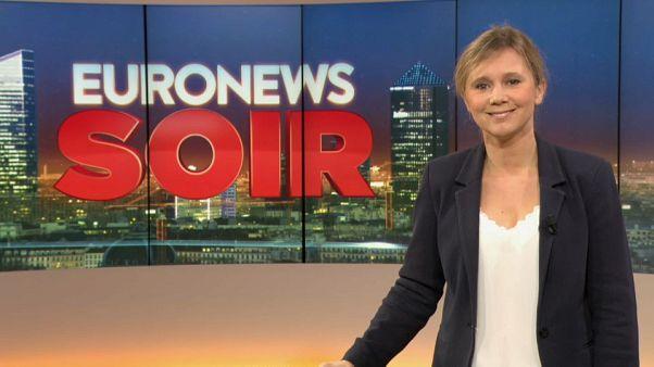 Euronews Soir : l'actualité du lundi 2 décembre 2019