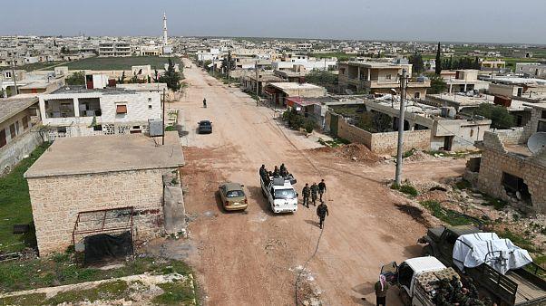 دستکم ۱۱ غیرنظامی از جمله ۸ کودک در حمله ترکیه به شمال سوریه کشته شدند