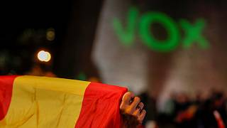 Far right Vox party strikes a chord with disenchanted Spaniards