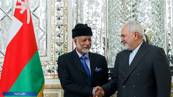 سومین سفر امسال وزیر خارجه عمان به تهران پس از بازگشت از آمریکا