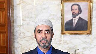 سعيد الجزيري نائب في البرلمان التونسي ورئيس حزب الرحمة الإسلامي