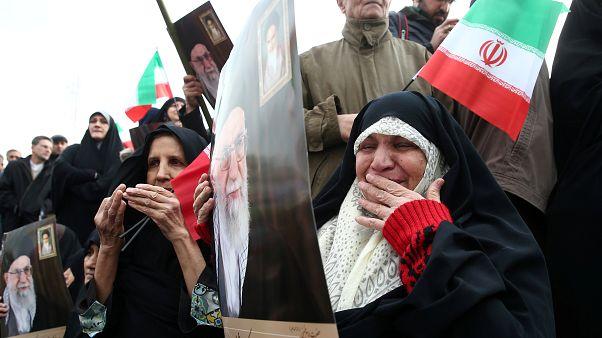 العفو الدولية: قمع المظاهرات في إيران خلّف 208 قتلى على الأقل