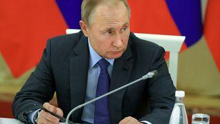"""""""Nicht zuverlässig"""": Putin will russisches Wikipedia"""